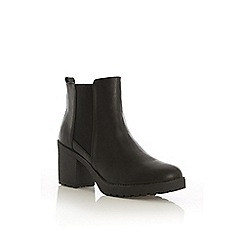 Oasis - Andi cleated sole boot