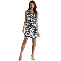 Oasis - Shadow crepe lola dress
