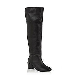 Oasis - Orla over the knee boot