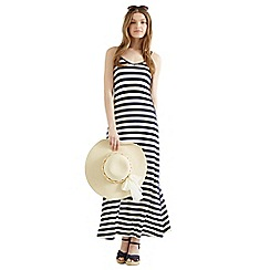 Oasis - Blocked side stripe maxi
