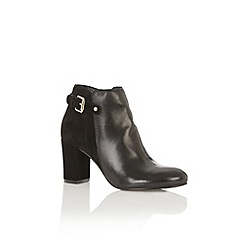 Oasis - Florence block heel ankle boot