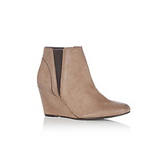 Oasis - Elastic wedge boot