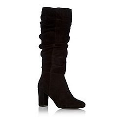 Oasis - Slouch block heel boot