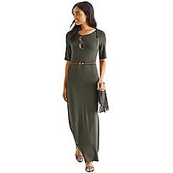 Oasis - Column maxi dress