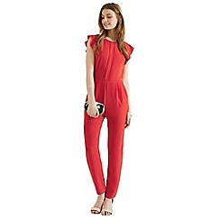 Oasis - Crepe frill jumpsuit