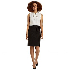 Oasis - Bonnie workwear skirt