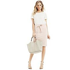 Oasis - Bonnie workwear skirt