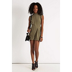 Oasis - Safari playsuit