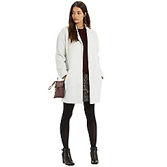 Oasis - Lucy contrast collar duster