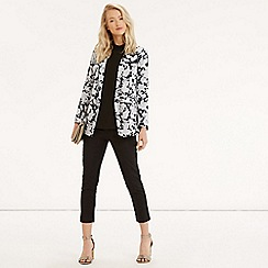Oasis - Meadow sketch print jacket