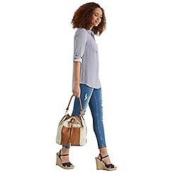 Oasis - Striped summer shirt
