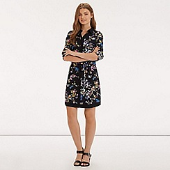 Oasis - The v and a spitalfields shirt dress