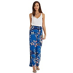 Oasis - Mito garden wide leg trouser