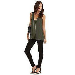 Oasis - Metallic trim tunic
