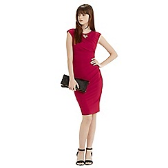 Oasis - Rouched Pencil Dress