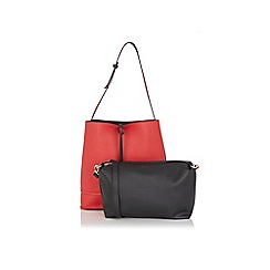 Oasis - Reversible Hobo Bag