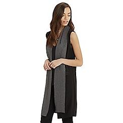 Oasis - Sparkle knit skinny scarf