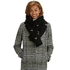 Oasis - Gem trim chunky scarf