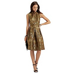 Oasis - Artisan Jacquard Dress