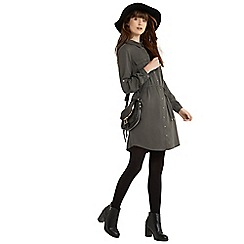 Oasis - Twill shirt dress