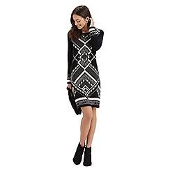 Oasis - Aztec sparkle dress