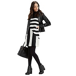 Oasis - Blocked stripe dress