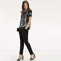 Oasis - Empire Print Top