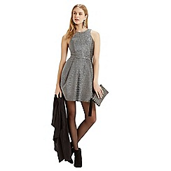 Oasis - Tinsel Skater Dress