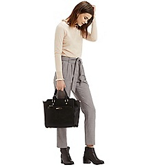 Oasis - Belted Peg Trousers