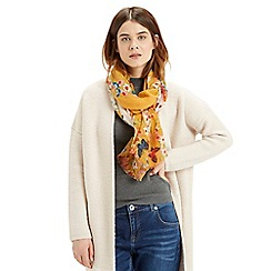 Oasis - Coral Heart Scarf