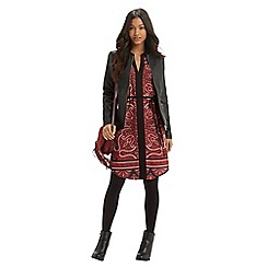 Oasis - Paisley shirt dress