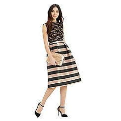 Oasis - Stripe Midi Skirt