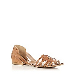 Oasis - Hattie hurache leather shoe