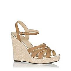 Oasis - Odette overlay wedge sandal