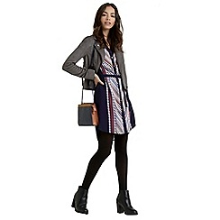 Oasis - Navaho Stripe Shirt Dress