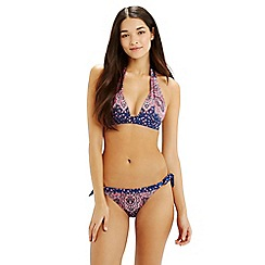 Oasis - Paisley Placement Halter