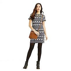 Oasis - Dakota Jacquard Dress