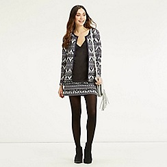 Oasis - Dakota Jacquard Jacket