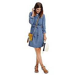 Oasis - Bella shirt dress