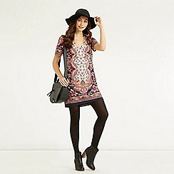 Oasis - Paisley Shift Dress