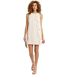 Oasis - Frill Front Shift Dress