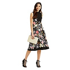 Oasis - Botanical Placement Midi Skirt
