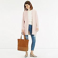 Oasis - Lightweight textured coatigan