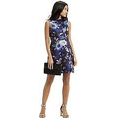 Oasis - Butterfly Jacquard Shift