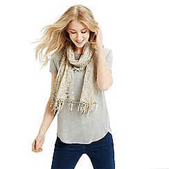 Oasis - All over lace scarf