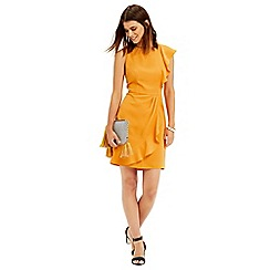 Oasis - Frill side shift dress