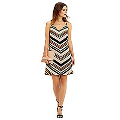 Oasis - Chevron stripe cami dress