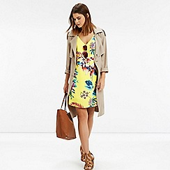 Oasis - Tropical placement cami dress