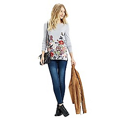 Oasis - Botanical long-sleeved top