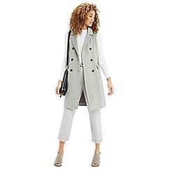 Oasis - Linen blend peg trouser